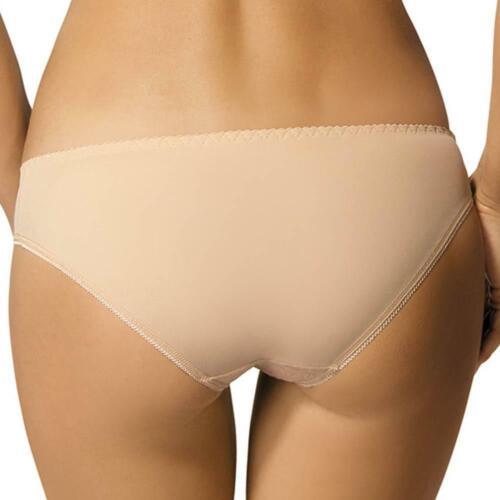Semi Sheer Bikini Panty Low Cut New Gorteks Lingerie Marilyn Plus Size