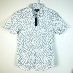 Zanerobe-Short-Sleeve-Shirt-Size-Men-039-s-Large-BNWT