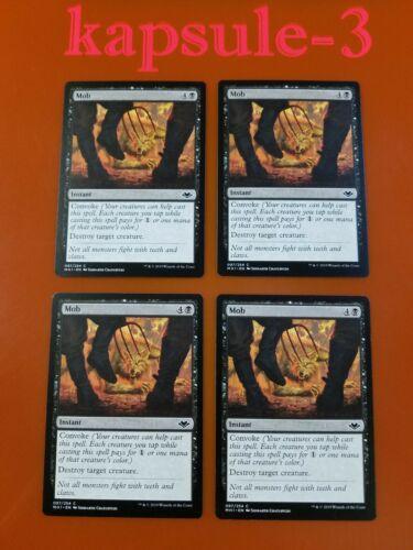 4x MobModern HorizonsMTG Magic Cards