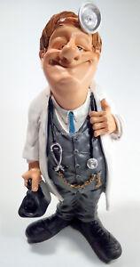 Figurine-Mestieri-Les-Alpes-The-Doctor-014-77041-Collection-Caricature