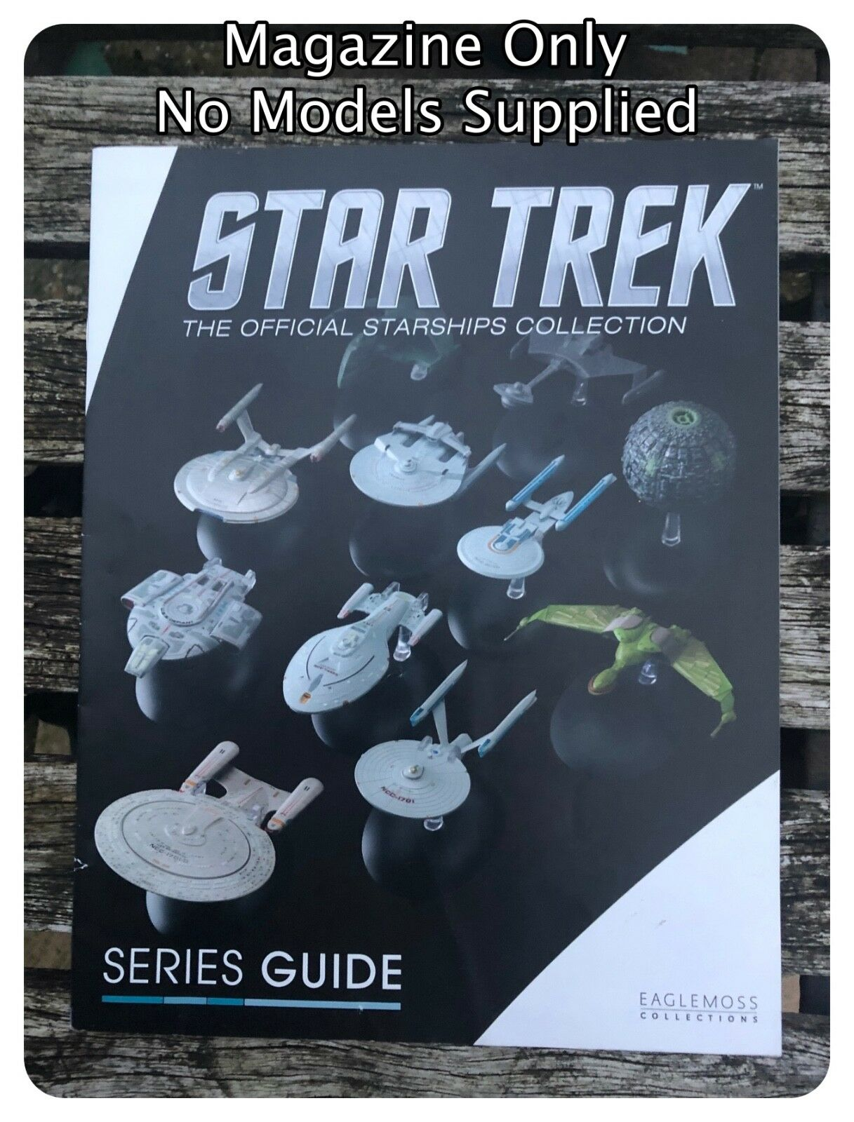 Series Guide (No Model Supplied)