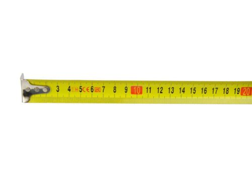 10 m Messband Maßband Rollmaßband Rollmeter Rollband Bandmaß 3 5 7,5