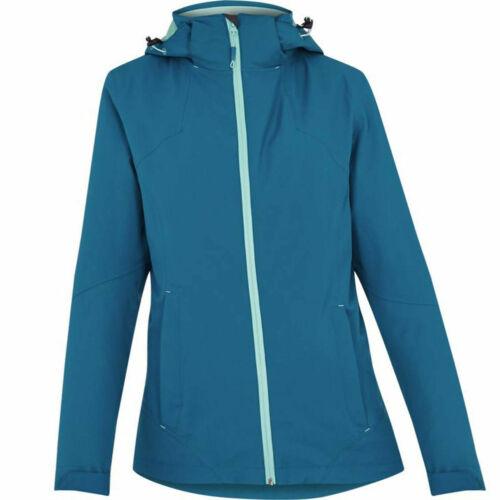 McKinley señora senderismo-tiempo libre-doble chaqueta aneli motivaran 3 en 1 chaqueta azul Mint