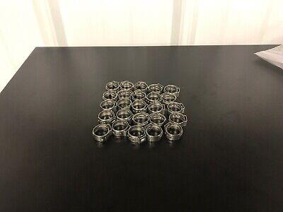 Oetiker 14.5mm Beverage Clamps Bag of 10.