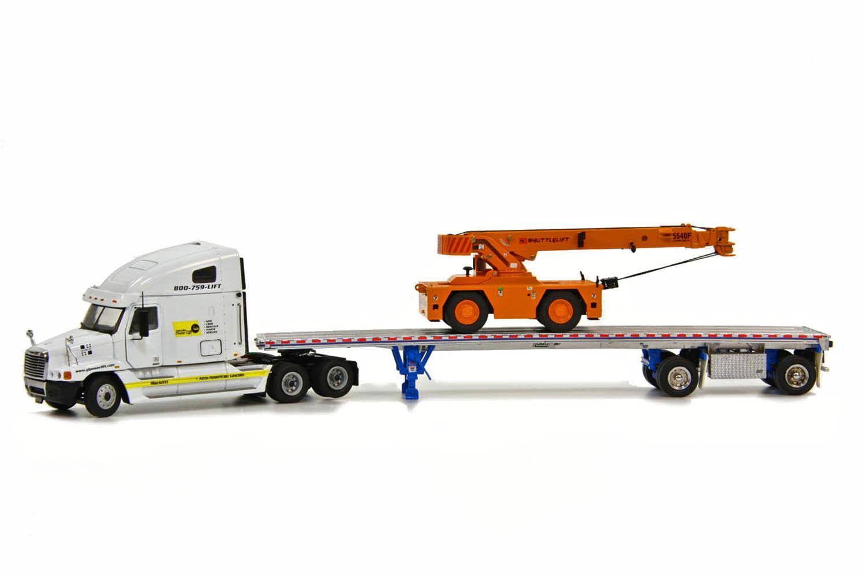 Compra calidad 100% autentica Freightliner siglo con este Remolque & shuttlelift grúa grúa grúa GLP espada de  ventas al por mayor