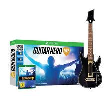 Guitar Hero - Live inkl. Gitarre für XBOX ONE | Bundle | NEUWARE | DEUTSCH