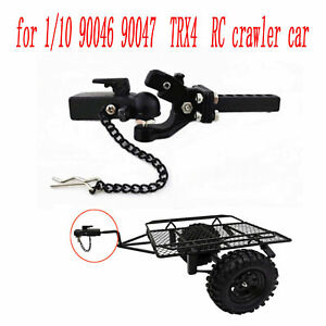 Metal-1-10-anhaengerhaken-soporte-para-scx10-Traxxas-trx4-90046-RC-Crawler-Car