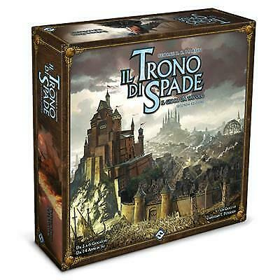 The Iron Throne the boardgame 2nd Edition  Asmodee    livraison directe et rapide
