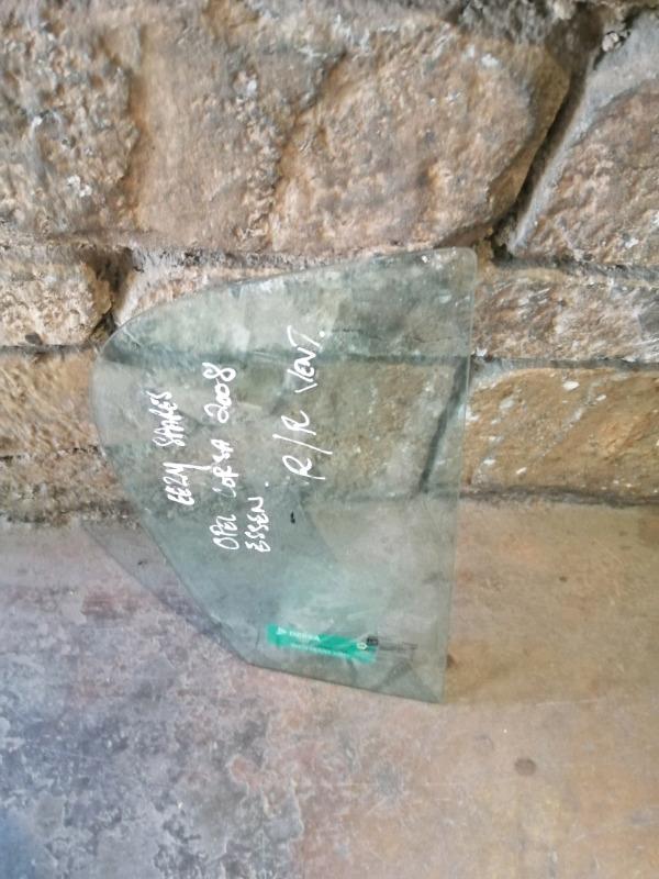 2008/2015 OPEL CORSA ESSENTIA QUARTER GLASS FOR SALE