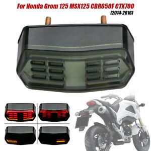 Motorrad-Ruecklicht-Bremsleuchte-Blinker-fuer-Honda-Grom-125-MSX125-CBR650F-CTX700