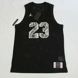 Air-Jordan-Jumpman-Retro-11-Snakeskin-Mesh-Black-Basketball-Jersey-CI0304-Men-SM