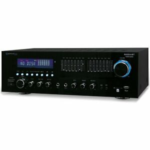 Technical-Pro-RX55URIBT-1500W-Peak-Receiver-w-USB-SD-Card-Input-amp-Bluetooth