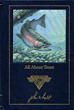 All about Trout by John Holt (1991, Hardcover)