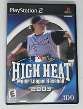 High Heat Major League Baseball 2003 for PlayStation 2 Ps2