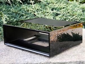 Wood-case-WC-22-Holzkiste-fuer-Marantz-2230-2235-2245-2270-2275-5520-Black-HG