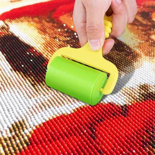 5D Diamond Painting Tool Roller DIY Sticking Tightly Cross Stitch Accessories