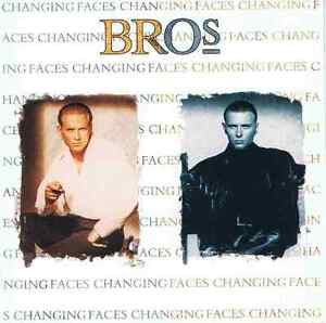 BROS-Changing-Faces-CD-NEUF