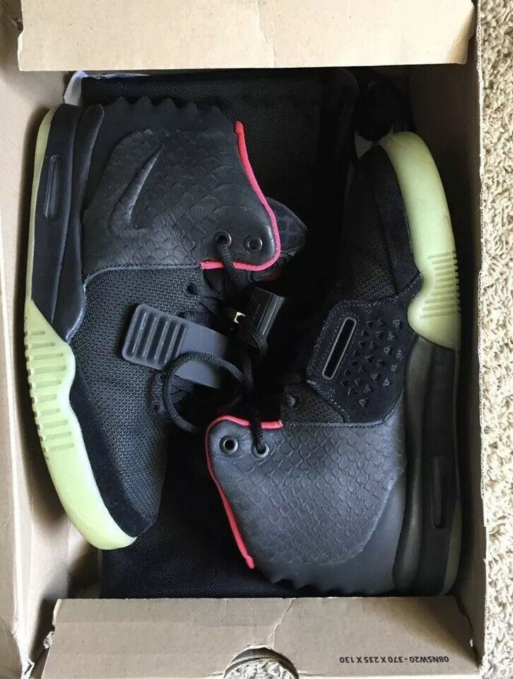 Nike air Yeezy 2 Solar Red NRG Comfortable Brand discount