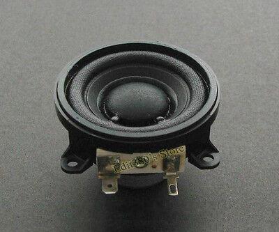 """2pcs New 2"""" 2 inch Neodymium Full-range Speaker Loudspeaker From IDN 10W 14Ω"""