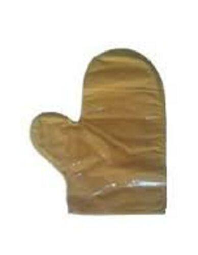 Nushine GOLD pulizia Mitt-contiene una speciale Impregnazione per risultati rapidi