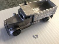 Ulrich 1/87 Classic Single Axle Kenworth Dump Needle Nose Hiliner Tractor