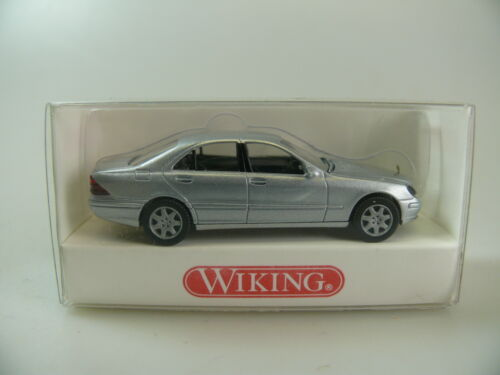 NUOVO Wiking 159 01 24 MB S 500 /'Argento/'