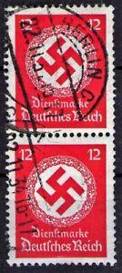 Briefmarken Deutsches Reich 1934,Dienstmarke Mi.Nr.1138,HK,20Pfg,gest. - Leipzig, Deutschland - Briefmarken Deutsches Reich 1934,Dienstmarke Mi.Nr.1138,HK,20Pfg,gest. - Leipzig, Deutschland