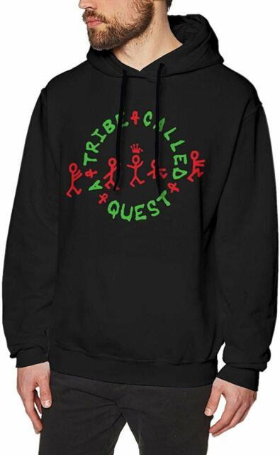 A Tribe Called Quest Hoodie Band Jive Music DJ Hip Hop Rap Gift Top Hooded Hoody