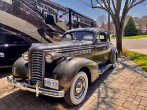 1938 Buick Special, Businessman's Special Coupe