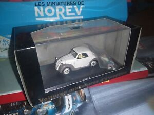 NOREV-1-43-SIMCA-5-Compagnie-Europeenne-des-Collectionneurs-NEUF-EN-BOITE