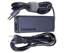 USED Genuine Lenovo OEM AC Power Adaptor- 90W  Compete with plug and brick