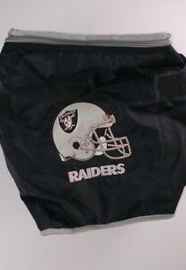 Oakland-Raiders-NFL-Team-VTG-Insulated-Cooler-Large-15-x-12-x-8-Tailgating-Cali