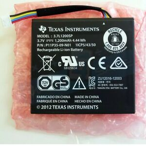 Details about NEW Genuine Texas Instruments Battery For TI Nspire CX CAS TI  84 Plus Color