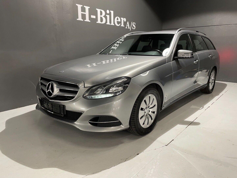 Mercedes E220 2,2 CDi Avantgarde stc. aut. 5d - 229.800 kr.