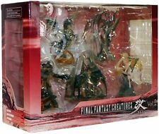 Final Fantasy Creatures Vol. 2 Square Enix Kai Play Arts MISB Vincent, Bahamut