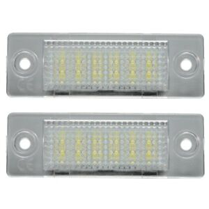 Nombre-License-Plate-LED-Lampe-TRANSPORTER-T5-CADDY-TOURAN-Golf-Passat-G1U7-81
