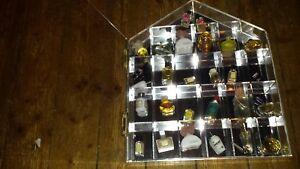 Parfuem-Miniaturen-Mini-Flacons-Parfum-Flacons-Setzkasten-Konvolut-1