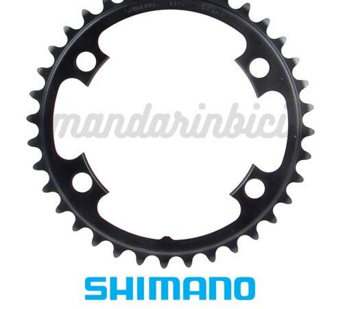 Black Shimano Ultegra FC-6800 36T Inner Chainrings 11-Speed