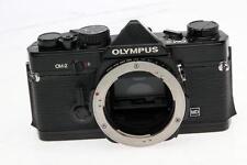 Olympus OM 2 35mm Film Camera  Black