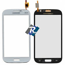 TOUCH SCREEN DISPLAY VETRO SAMSUNG GALAXY GRAND DUOS GT- I9082  I9080 BIANCO