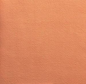 Vintage-Full-Feed-Sack-Solid-Lovely-Pastel-Orange-approx-38-034-x-36-034