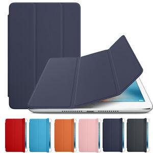 Fundas-Para-Apple-iPad-4-Mini-Delgado-Smart-Cubierta-Carcasa-trasero-Cuero-Case