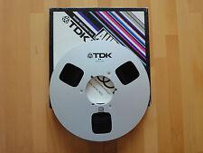 TDK L3600 35-180 Tonband Alu NAB-Spule 26,5cm , für AKAI, Revox, TEAC