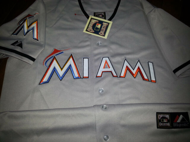 d62c7f6f7 Brand New! white! Miami Marlins 16 Jose Fernandez Patch stitched ...