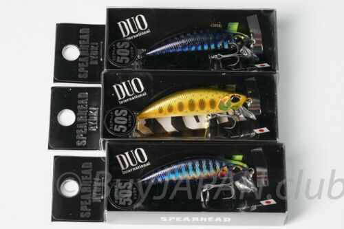 Select Color Japan DUO Spearhead RYUKI 50S Minnow