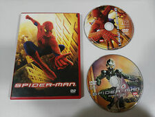 SPIDER-MAN - 2 X DVD MARVEL CASTELLANO ENGLISH REGION 2