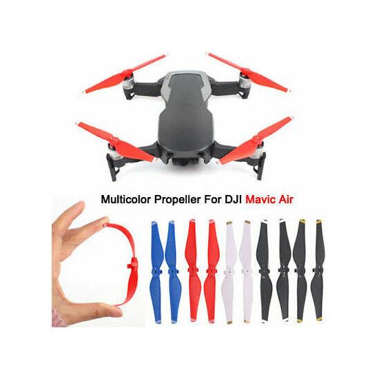 2 Pair for DJI MAVIC AIR Propellers Quick Release Drone Props | UK Seller |