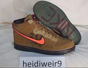 finest selection e1e20 8cc61 Image is loading Nike-Dunk-Hi-Premium-SB-QS-All-Star-