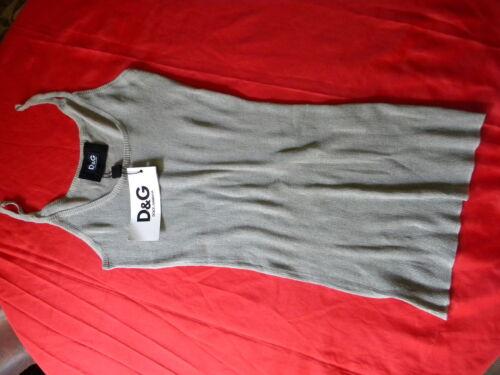 D Taille 52 It Clair g 52 Top Fr Gabbana Bretelles Dolce Bustier Gris 48 46 Xl w5zCWp