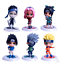thumbnail 2 - 6pcs-Naruto-Shippuden-Team-Kakashi-PVC-Action-Figure-Figurine-Collectible-Toy